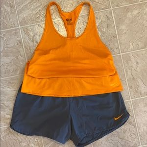 Women's Nike Dri-Fit Athletic Set
